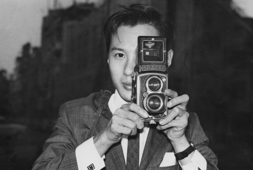 fan ho, photographer, hong kong, young, фан хо, хо фань, фотограф. гонконг, фотография, автопортрет, портрет